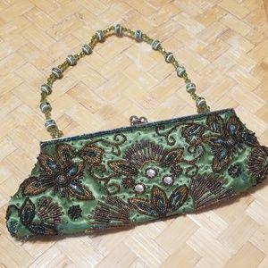 Bisou Bisou Beaded purse